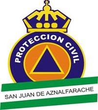 Logo Protección Civil Santiponce