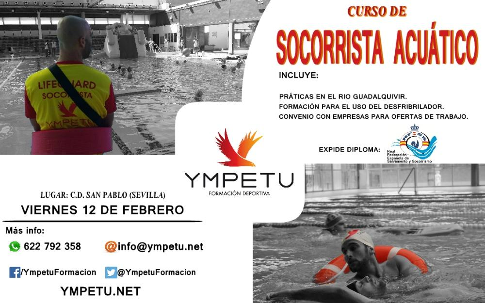 Curso de Socorrista en Sevilla en Febrero